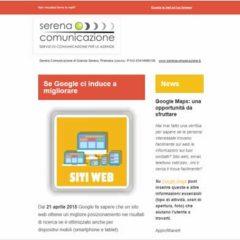 newsletter  serenacomunicazione maggio 2015