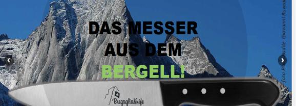 On line il nuovo sito Bregagliaknife