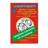 Un nuovo quaderno Luiraffimarti. Imparo l'inglese con le filastrocche e i giochi cantati